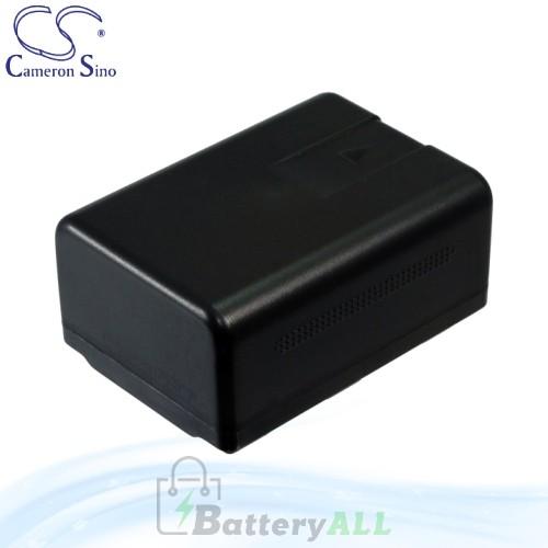 CS Battery for Panasonic SDR-H95 / SDR-HS85P / SDR-HS85PC Battery 1500mah CA-VBK180MC