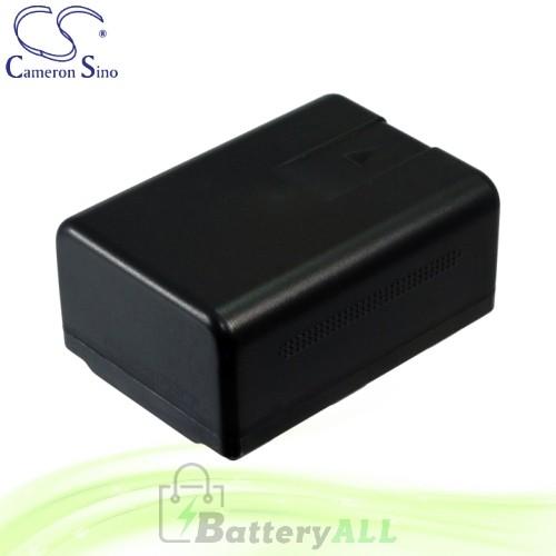CS Battery for Panasonic SDR-T55 / SDR-T55P / SDR-T55PC Battery 1500mah CA-VBK180MC