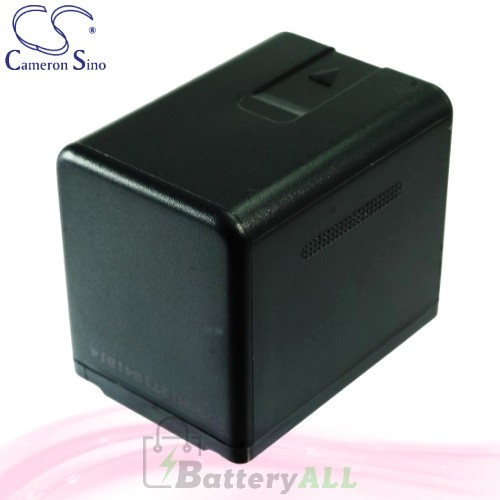 CS Battery for Panasonic SDR-T50K / SDR-T55 Battery 3400mah CA-VBK360MX