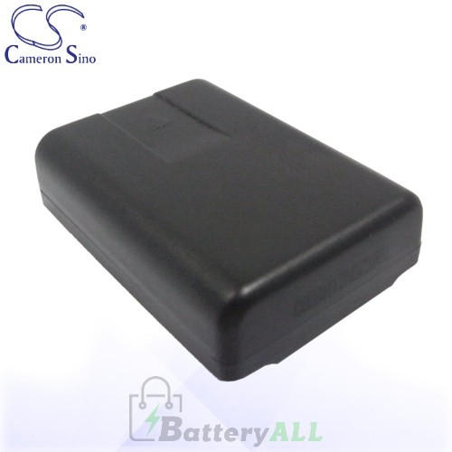 CS Battery for Panasonic HDC-SD60S / HDC-TM55K / HDC-TM60 Battery 800mah CA-VBL090MC