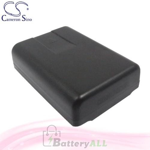 CS Battery for Panasonic SDR-T50K / SDR-T55 Battery 800mah CA-VBL090MC
