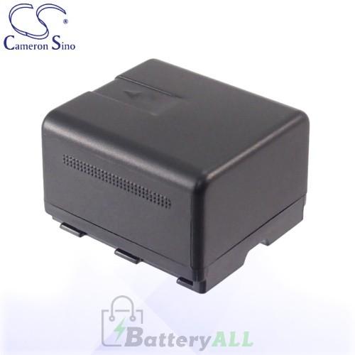 CS Battery for Panasonic HDC-HS900 / HDC-SD800 / HDC-SD900 Battery 1050mah CA-VBN130MC