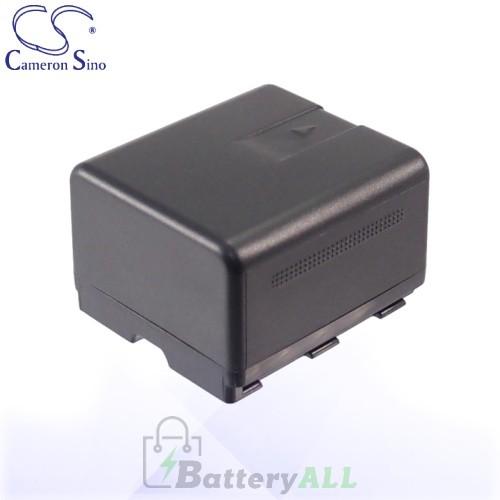 CS Battery for Panasonic HDC-TM900 / HC-X920 Battery 1050mah CA-VBN130MC