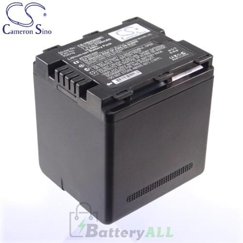CS Battery for Panasonic VW-VBN260E / VW-VBN260E-K Battery 2100mah CA-VBN260MC