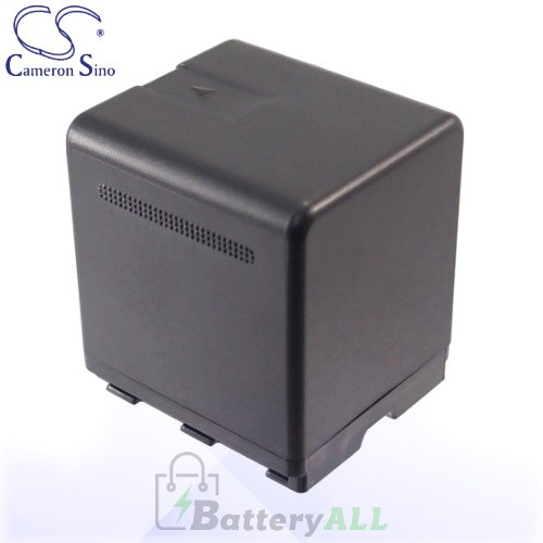 CS Battery for Panasonic HC-X900M / HDC-HS900 / HDC-SD800 Battery 2100mah CA-VBN260MC
