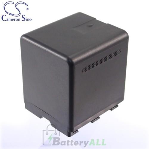 CS Battery for Panasonic HDC-SD900 / HDC-TM900 Battery 2100mah CA-VBN260MC