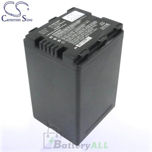 CS Battery for Panasonic VW-VBN390 / Panasonic HC-X900 Battery 3300mah CA-VBN390MC