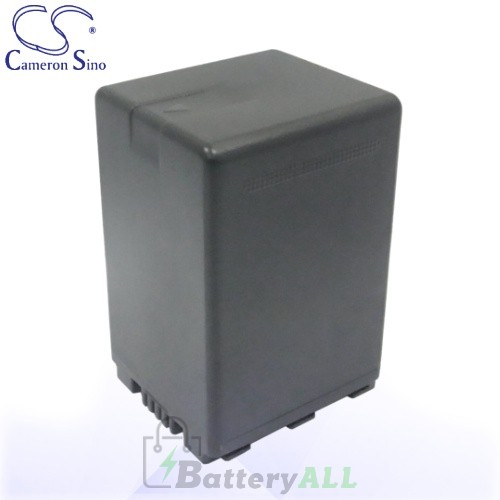 CS Battery for Panasonic HDC-SD900 / HDC-TM900 / HC-X920 Battery 3300mah CA-VBN390MC