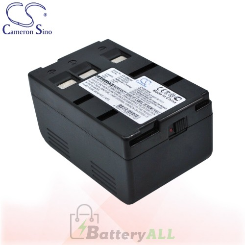 CS Battery for Panasonic VW-VBS10E / VW-VBS20E Battery 2400mah CA-VBS20E