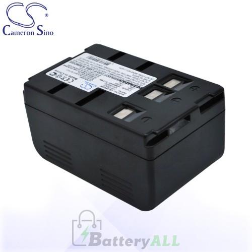 CS Battery for Panasonic NV-A3 / P-V211 / P-V212 / VSB-0190 Battery 2400mah CA-VBS20E