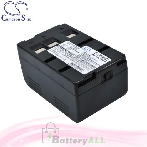 CS Battery for Panasonic NV-R00PN / NV-R50E / NV-R65E Battery 2400mah CA-VBS20E