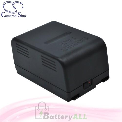 CS Battery for Panasonic NV-R100EN / NV-R200 / NV-R500EN Battery 2400mah CA-VBS20E