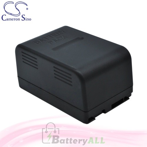 CS Battery for Panasonic NV-R500EW / NV-R550EN / NV-S58 Battery 2400mah CA-VBS20E