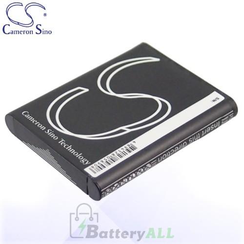 CS Battery for Panasonic HX-DC1 / HX-DC1EB-K / HX-DC1EB-R Battery 740mah CA-VBX070MC