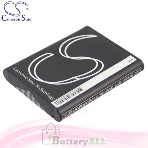 CS Battery for Panasonic HX-DC3 / HX-DC3GK / HX-DC3K Battery 740mah CA-VBX070MC
