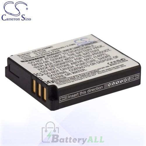 CS Battery for Pentax D-LI106 / Pentax MX-1 / Optio X90 Battery 1000mah CA-DLI106MC