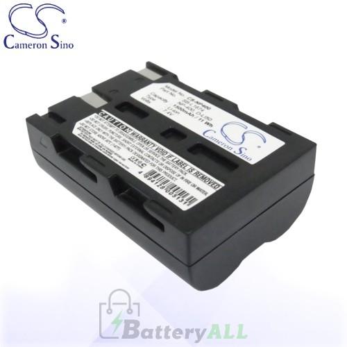 CS Battery for Pentax D-LI50 / Pentax K10D / K20D Battery 1500mah CA-NP400
