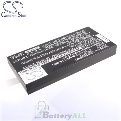CS Battery for Polaroid GL10 Mobile Printer Battery 1300mah CA-PM340MC