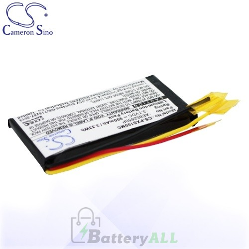 CS Battery for Polaroid XS100HD / XS100i HD Battery 900mah CA-PXS100MC