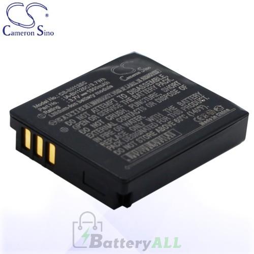CS Battery for Samsung HMXR10BN / HMXR10BNXXA / HMX-R10BP Battery 1000mah CA-BH125C
