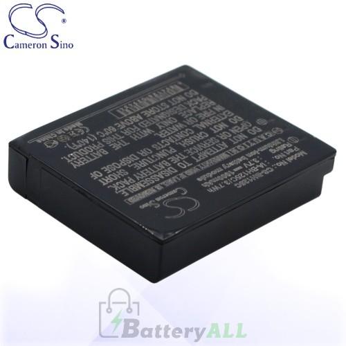 CS Battery for Samsung HMX-R10EDC / HMX-R10SP Battery 1000mah CA-BH125C