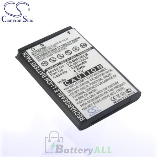 CS Battery for Samsung BPBH130LB / IA-BH130LB / IA-LH130LB Battery 1300mah CA-BH130LB