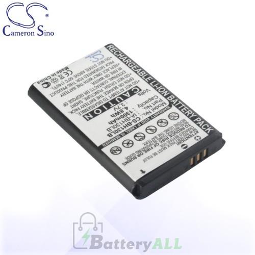 CS Battery for Samsung HMX-U15 / HMX-U20 / HMX-U20BP Battery 1300mah CA-BH130LB