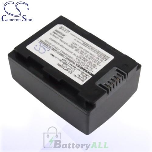 CS Battery for Samsung IA-BP105R / HMX-F50BN / SMX-F54 Battery 900mah CA-BP105MC