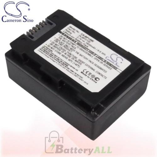 CS Battery for Samsung SMX-F44 / SMX-F44BN / SMX-F44BP Battery 1800mah CA-BP120E