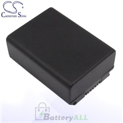 CS Battery for Samsung H304 / H400 / H405 / HMX-H200BP Battery 1800mah CA-BP120E
