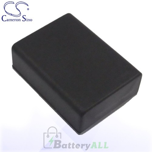 CS Battery for Samsung HMX-H200 / HMX-H203 / HMX-H203BN Battery 1800mah CA-BP120E