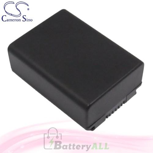 CS Battery for Samsung HMX-S15 / HMX-S15BN / SMX-F40 / S15 Battery 1800mah CA-BP120E