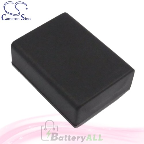 CS Battery for Samsung HMX-S15BP / HMX-S16 / SMX-F40BN Battery 1800mah CA-BP120E