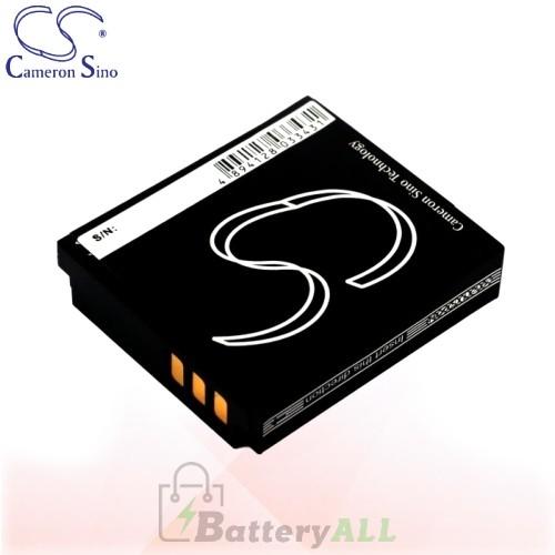 CS Battery for Samsung HMX-Q130 / HMX-Q130BN / HMX-Q130BP Battery 1250mah CA-BP125A