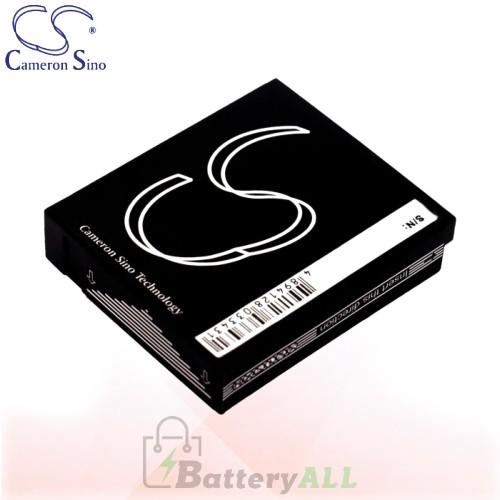 CS Battery for Samsung HMX-Q130PN / HMX-Q130PP / HMX-Q130TN Battery 1250mah CA-BP125A