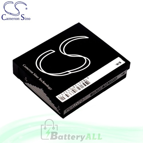CS Battery for Samsung HMX-QF20 / HMX-QF20BN / HMX-QF20BP Battery 1250mah CA-BP125A