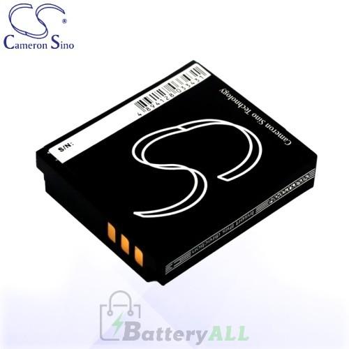 CS Battery for Samsung HMX-M10 / HMX-M20 / HMX-M20BP Battery 1250mah CA-BP125A