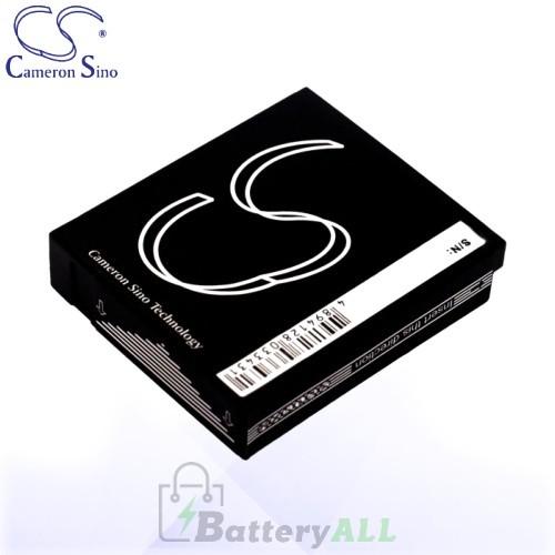 CS Battery for Samsung HMX-M20SN / HMX-M20SP / HMX-Q10 Battery 1250mah CA-BP125A