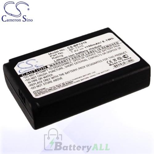 CS Battery for Samsung BP-1310 / ED-BP1310 / BP1310 Battery 1100mah CA-BP1310