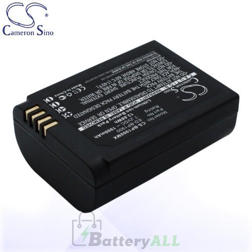 CS Battery for Samsung EV-NX1ZZZBQBUS / EV-NX1ZZZBZBUS Battery 1900mah CA-BP1900MX