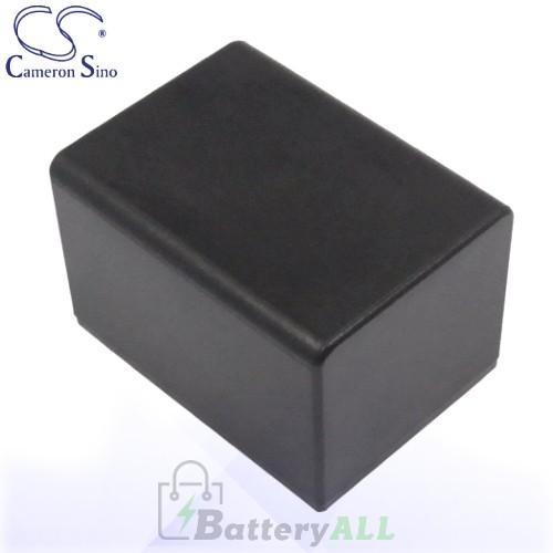 CS Battery for Samsung HMX-H204 / HMX-H204BN / HMX-H205BN Battery 3600mah CA-BP420E