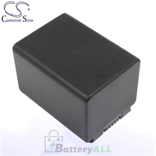 CS Battery for Samsung HMX-S10 / HMX-S10BN / HMX-S10BP Battery 3600mah CA-BP420E