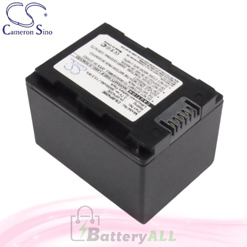 CS Battery for Samsung HMX-H205 / HMX-S16 / SMX-F40RN Battery 3600mah CA-BP420E