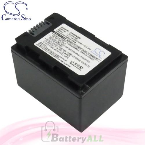 CS Battery for Samsung SMX-F40 / SMX-F40BN / SMX-F40LN Battery 3600mah CA-BP420E