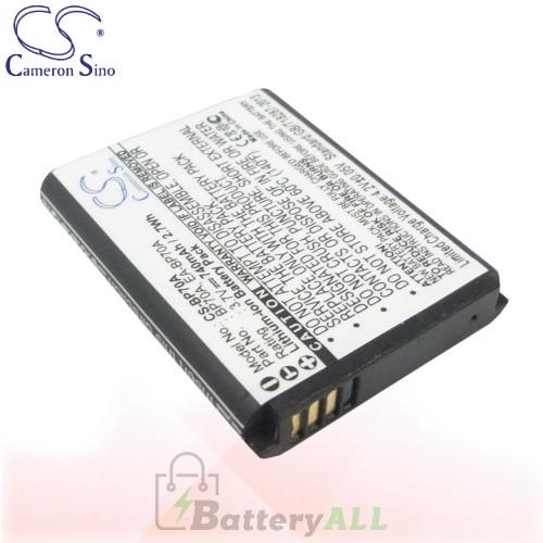 CS Battery for Samsung ST30 / ST50 / ST60 / ST61 / ST65 Battery 740mah CA-BP70A