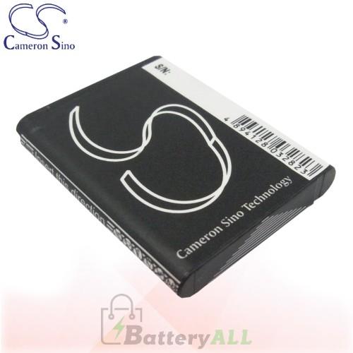 CS Battery for Samsung ST66 / ST67 / ST68 / ST70 / ST71 Battery 740mah CA-BP70A