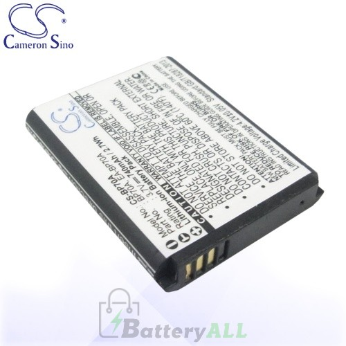 CS Battery for Samsung AQ100 / DV90 / DV100 / DV101 / DV150 Battery 740mah CA-BP70A