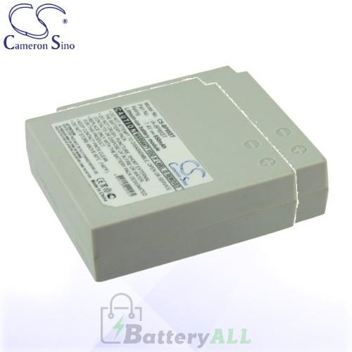CS Battery for Samsung IA-BP85ST / Samsung HMX-H106 / SC-MX10 Battery 850mah CA-BP85ST