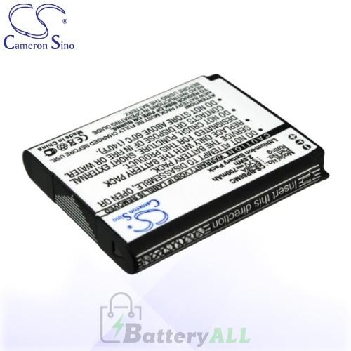 CS Battery for Samsung DV300F / DV305 / DV305F Battery 700mah CA-BP88MC