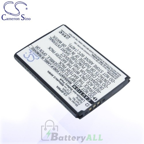 CS Battery for Samsung BP90A / BP-90A / IA-BP90A Battery 800mah CA-BP90A